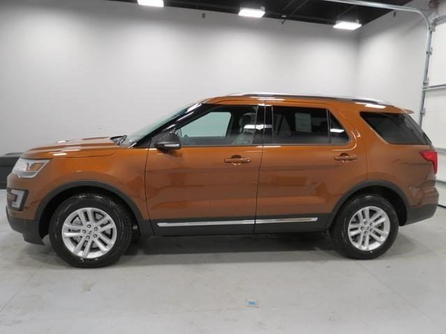 2017 ford explorer xlt in hickory nc ford explorer cloninger ford of hic. Cars Review. Best American Auto & Cars Review