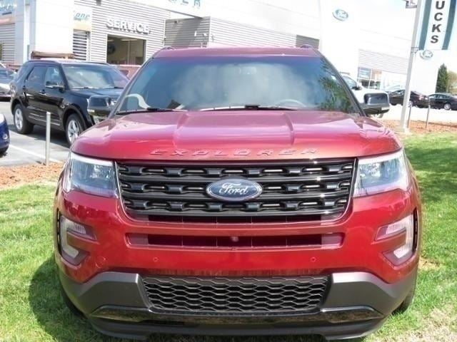 2017 ford explorer sport in hickory nc ford explorer. Cars Review. Best American Auto & Cars Review