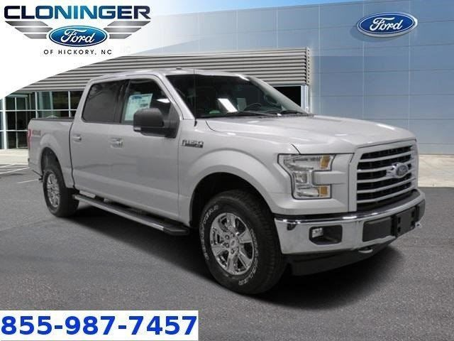 2017 Ford F 150 Xlt In Hickory Nc Ford F 150