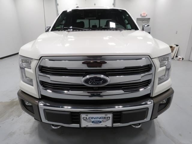 2017 ford f 150 platinum in hickory nc ford f 150 cloninger ford of hickory. Cars Review. Best American Auto & Cars Review