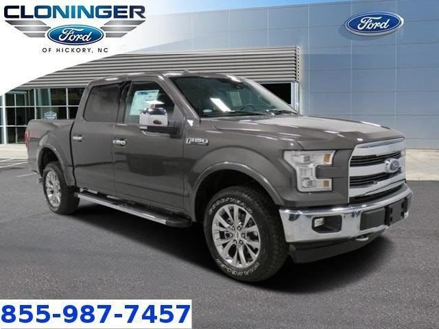 2017 ford f 150 lariat in hickory nc ford f 150 cloninger ford of hickory. Cars Review. Best American Auto & Cars Review