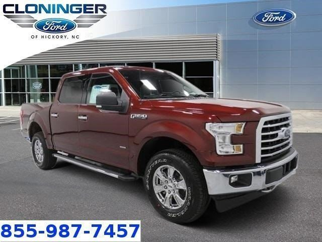 Cloninger Ford Hickory Nc >> 2017 Ford F-150 XLT in Hickory, NC | Ford F-150 | Cloninger Ford of Hickory