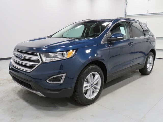 2017 ford edge sel in hickory nc ford edge cloninger. Cars Review. Best American Auto & Cars Review