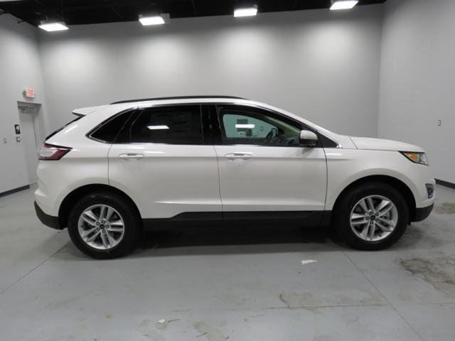 2017 Ford Edge Sel In Hickory Nc Ford Edge Cloninger