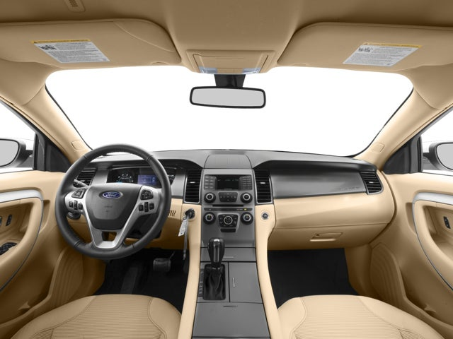 2016 Ford Taurus SEL in Hickory, NC | Ford Taurus ...