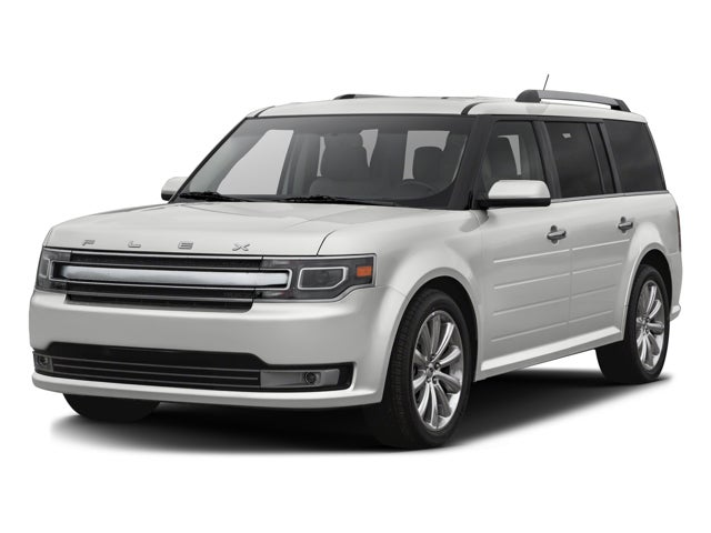 2016 Ford Flex Limited In Hickory Nc Charlotte Ford