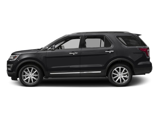 2017 Ford Explorer Limited In Hickory NC