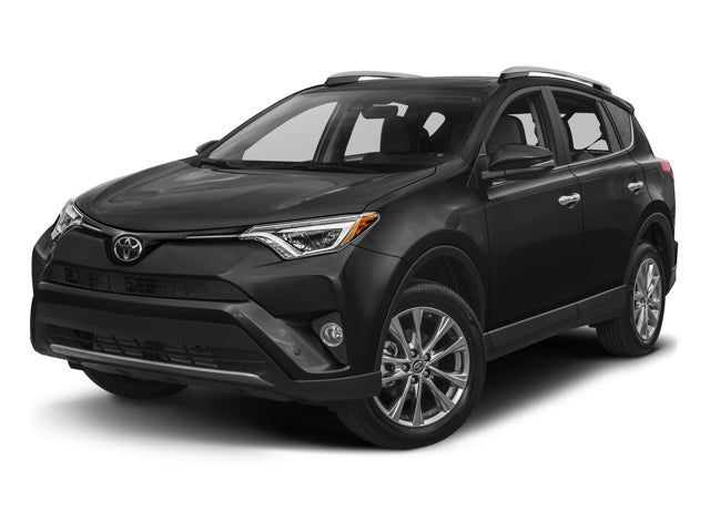 2017 Toyota Rav4 Limited In Hickory Nc Cloninger Ford Of