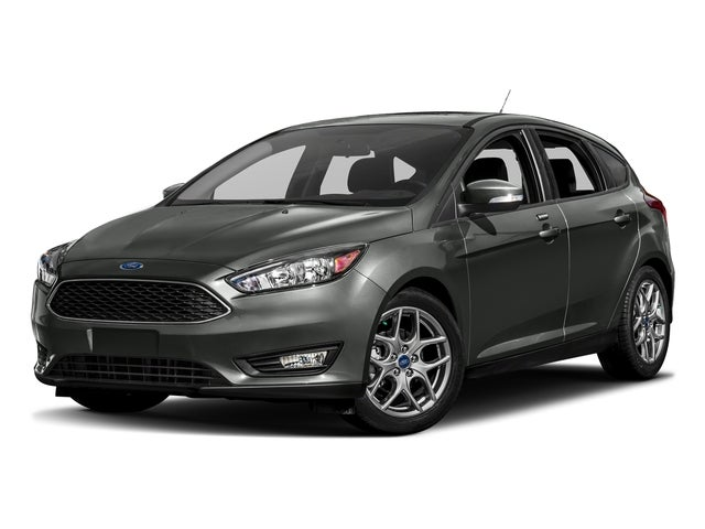 2018 Ford Focus Se In Hickory Nc Charlotte Ford Focus
