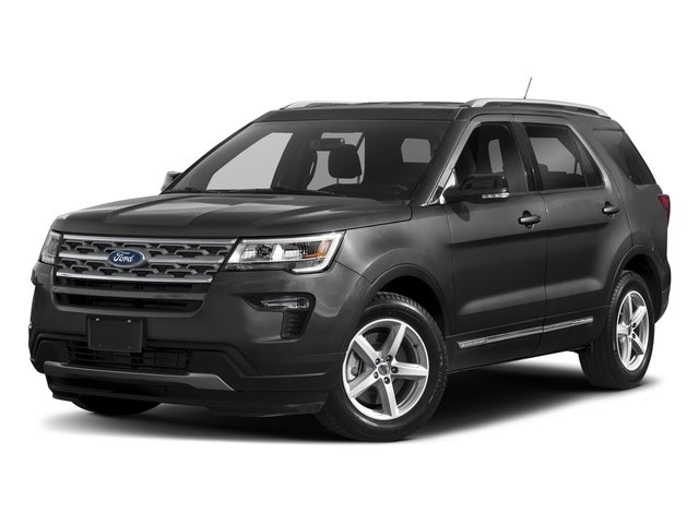 2018 Ford Explorer Xlt In Hickory Nc Charlotte Ford