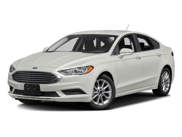 2017 Ford Fusion Se In Hickory Nc Cloninger Of