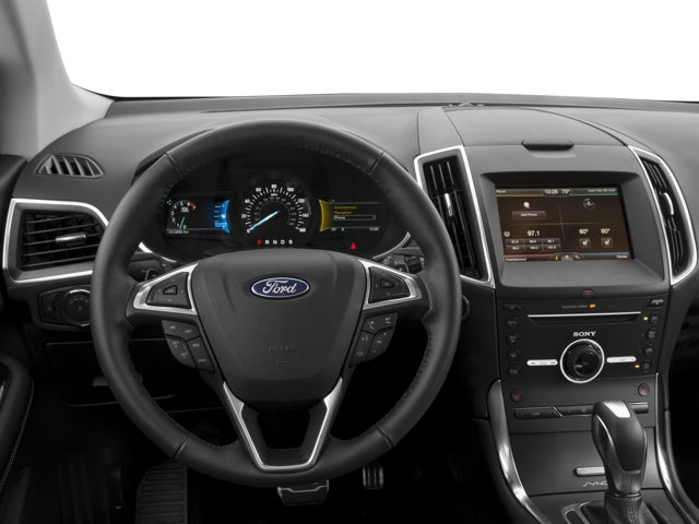 Ford Edge Sport In Hickory Nc Cloninger Ford Of Hickory