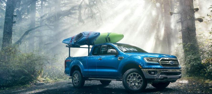 Exterior 2019 Ford Ranger Charlotte - Cloninger Ford of ...