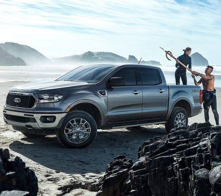North Carolina Preview - 2019 Ford Ranger l Cloninger Ford ...